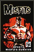 MISFITS - SURVIVE (JERRY ONLY) POSTER
