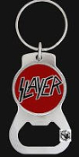 SLAYER - SLAYER COIN BOTTLE OPENER / KEY CHAIN