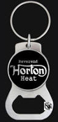 REVEREND HORTON HEAT - LOGO COIN BOTTLE OPENER / KEY CHAIN