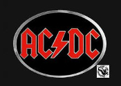 AC/DC - AC/DC TRAILER HITCH COVER