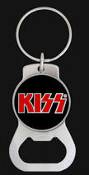 KISS - KISS COIN BOTTLE OPENER / KEY CHAIN