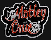 MOTLEY CRUE - MOTLEY CRUE TRAILER HITCH COVER