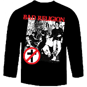 BAD RELIGION - BAND PICTURE LONG SLEEVE TEE SHIRT