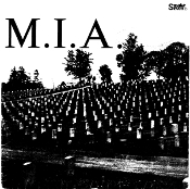 MIA - CEMETERY PATCH