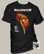 "MOVIE TEE SHIRT - HALLOWEEN ""NIGHT HE CAME HOME"""