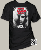 "MOVIE TEE SHIRT - NIGHT OF THE LIVING DEAD ""BLOODY KAREN"""