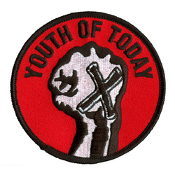 YOUTH OF TODAY - FIST PATCH