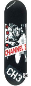 CHANNEL 3 - I'VE GOT A GUN SKATEBOARD