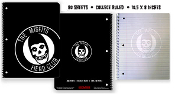 MISFITS - FIEND CLUB SPIRAL NOTEBOOK
