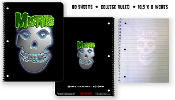 MISFITS - METAL FIEND SPIRAL NOTEBOOK