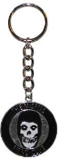 MISFITS - FIEND CLUB METAL KEY CHAIN