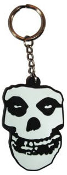 MISFITS - SKULL RUBBER KEY CHAIN