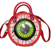 BAG - EYEBALL BAG RED