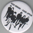 RADIO BIRDMAN - RADIO APPEAR BUTTON / BOTTLE OPENER / KEY CHAIN