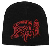 DEATH - LIFE WILL NEVER LAST BEANIE