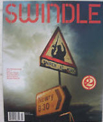 MAGAZINE - SWINDLE # 2 HARDCOVER