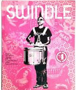 MAGAZINE - SWINDLE # 4 HARDCOVER