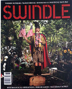 MAGAZINE - SWINDLE # 18 SOFT COVER