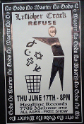 HEADLINE FLYER - LEFTOVER CRACK / REFUSE
