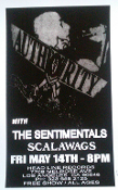 HEADLINE FLYER - AUTHORITY / THE SENTIMENTALS