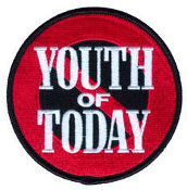 YOUTH OF TODAY - NO MORE PATCH