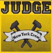 JUDGE - NEW YORK CREW BANNER FLAG