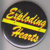 EXPLODING HEARTS - EXPLODING HEARTS BUTTON / BOTTLE OPENER / KEY