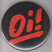 BIG BUTTON - OI / BOTTLE OPENER / KEY CHAIN / MAGNET