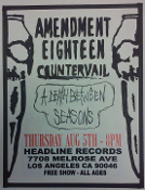 HEADLINE FLYER - AMENDEMENT 18 / COUNTERVAIL (COLOR)