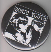 SONIC YOUTH - GOO BUTTON / BOTTLE OPENER / KEY CHAIN