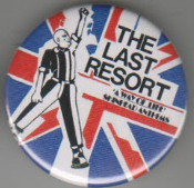 LAST RESORT - THE WAY OF LIFE BUTTON / BOTTLE OPENER / KEY CHAIN
