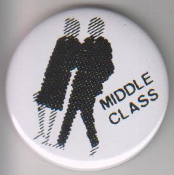 MIDDLE CLASS - COUPLE BUTTON PIN / BOTTLE OPENER / KEY CHAIN