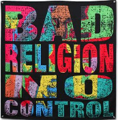 BAD RELIGION - NO CONTROL FLAG