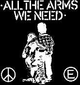 BACK PATCH - ALL THE ARMS WE NEED