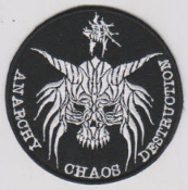 CROW - ANARCHY CHAOS DESTRUCTION PATCH