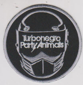 TURBONEGRO - PARTY ANYMALS PATCH