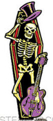 VINCE RAY STICKER - COFFIN STICKER