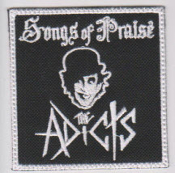 ADICTS - SONGS OF PRAISE PATCH
