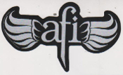 AFI - WING STICKER