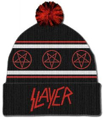 SLAYER - RAZOR BOBBLE BEANIE