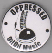 OPPRESSED - OI! OI! MUSIC BUTTON / BOTTLE OPENER / KEY CHAIN /