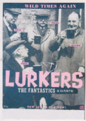LURKERS - WILD TIME AGAIN CANVAS ART