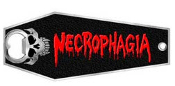 NECROPHAGIA - COFFIN BOTTLE OPENER