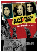 PUSSY RIOT - TRIALS: ACT & PUNISHMENT DVD