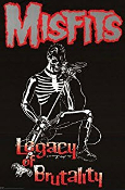 MISFITS - LEGACY OF BRUTALITY STICKER