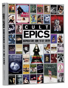 BOOK - CULT EPICS: COMPREHENSIVE GUIDE TO CULT CINEMA