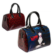 PURSE BAG - ELVIRA BLACK CAT
