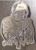 DEATH - LEPROSY METAL PIN