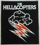 HELLACOPTERS - THUNDER PATCH
