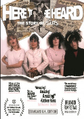 SLITS - HERE TO BE HEARD - THE STORY OF THE SLITS DVD